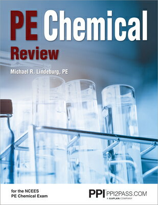 Pe Chemical Review PE CHEMICAL REVIEW [ Michael R. Lindeburg ]