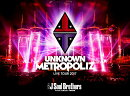 "三代目 J Soul Brothers LIVE TOUR 2017 ""UNKNOWN METROPOLIZ""【Blu-ray】"