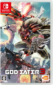 GOD EATER 3 Nintendo Switch版