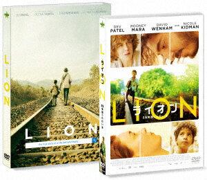 【先着特典】LION/ライオン 〜25年目のただいま〜(ポスター付き) [ デヴ・パテル ]