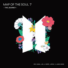MAP OF THE SOUL : 7 ~ THE JOURNEY ~ (通常盤・初回プレス) [ BTS(防弾少年団) ]