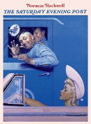 Norman Rockwell: The Saturday Evening Post Notecards [With Envelope]