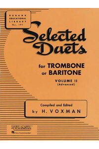 Selected_Duets_for_Trombone_or