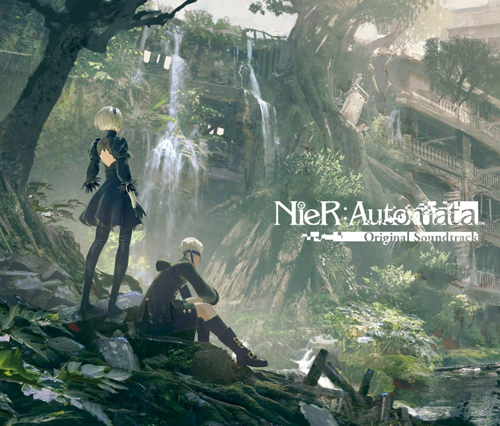 NieR:Automata Original Soundtrack [ (ゲーム・ミュージック) ]
