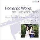 【輸入盤】『フルートとピアノのためのロマンティック作品集』 古賀敦子、宮田真夕子