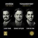 【輸入盤】チャイコフスキー:偉大な芸術家の思い出に、ドヴォルザーク:ピアノ三重奏曲第3番 ルノー・カプソン、…