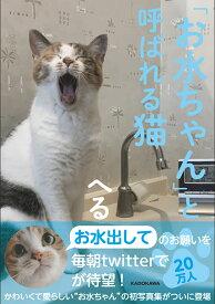「お水ちゃん」と呼ばれる猫 [ へる ]