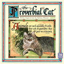 The Proverbial Cat Calendar