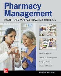 PharmacyManagement:EssentialsforAllPracticeSettings[ShaneDesselle]