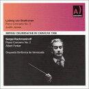 【輸入盤】ベートーヴェン:ピアノ協奏曲第3番、ラフマニノフ:ピアノ協奏曲第2番 ハイメス、フェルベール、チェリ…