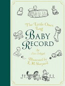 The Little One's Log: Baby's Record