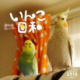 週めくりカレンダー いんこ日和 ([カレンダー])