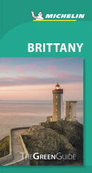 Michelin Green Guide Brittany: Travel Guide