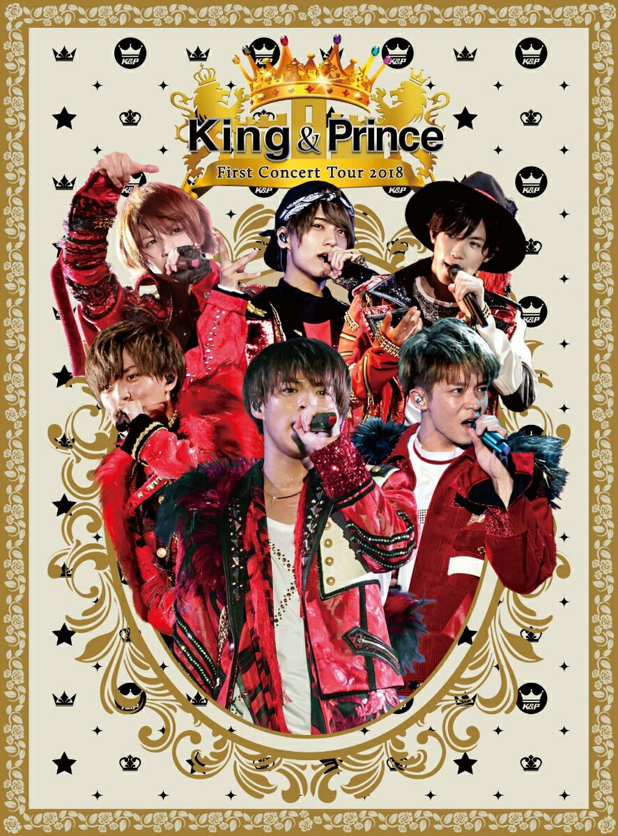 King & Prince First Concert Tour 2018(初回限定盤)【Blu-ray】 [ King & Prince ]
