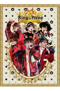 King&PrinceFirstConcertTour2018(初回限定盤)【Blu-ray】[King&Prince]