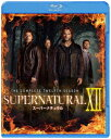 SUPERNATURAL 102 スーパーナチュラル <トゥエルブ> コンプリート・セット【Blu-ray】 [ ジャレッド・パダレッキ ]