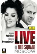 【輸入盤】Live From Red Square: Netrebko(S) Hvorostovsky(Br) Orbelian / Russian State So
