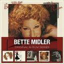 【輸入盤】5cd Original Album Series Box Set [ Bette Midler ]