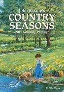 John Sloane's Country Seasons: 2012 Monthly Pocket Planner