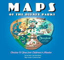 MAPS OF THE DISNEY PARKS(H)