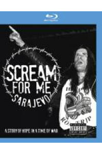 【輸入盤】ScreamForMeSarajevo[BruceDickinson]