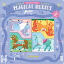 Read & Ride: Magical Horses: 4 Board Books Inside!