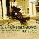 【輸入盤】Shakespeare Sonnets & Duets: Coladonato(S) Guadagnini(T) Bettoschi(Br) Proietti(P) Etc