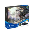 PlayStation4 MONSTER HUNTER: WORLD Starter Pack Black