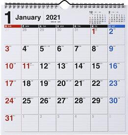 2021年版 1月始まりE78 エコカレンダー壁掛 高橋書店 B4変型サイズ (壁掛)