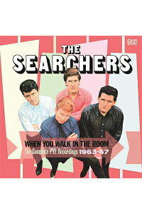 【輸入盤】WhenYouWalkInTheRoom:TheCompletePyeRecordings1963-67(6CDClamshellBoxset)[Searchers]