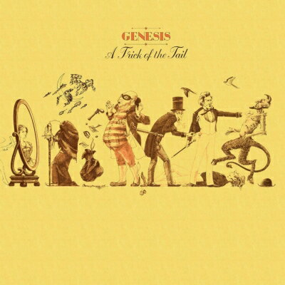 【輸入盤】Trick Of The Tail [ Genesis ]