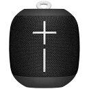 Ultimate Ears WONDERBOOM ポータブル ワイヤレス Bluetooth スピーカー ブラック WS650BK