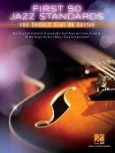 【輸入楽譜】First 50 - ギターで弾きたいジャズ・スタンダード曲集/TAB譜