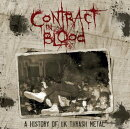 【輸入盤】Contract In Blood: A History Of UK Thrash Metal (5CD)