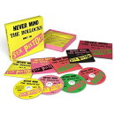 【輸入盤】Never Mind The Bollocks - 40th Anniversary Deluxe Edition (3CD+DVD)