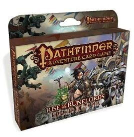 Pathfinder Adventure Card Game: Rise of the Runelords Character Add-On Deck PATHFINDER ADV CARD GAME RISE [ Mike Selinker ]