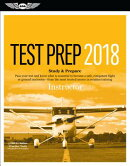 Instructor Test Prep 2018: Study & Prepare: Pass Your Test and Know What Is Essential to Become a Sa