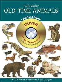 Full-Color_Old-Time_Animals_CD