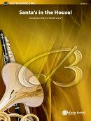 【輸入楽譜】サンタズ・イン・ザ・ハウス/ワーグナー編曲: 指揮者用スコアとパート譜セット