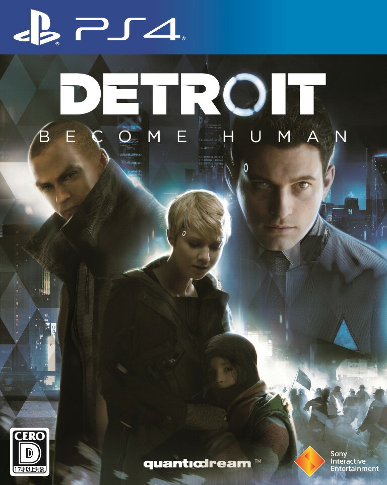 Detroit: Become Human 通常版