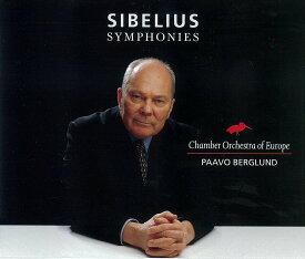 シベリウス:交響曲全集 [ ベルグルンド ]