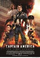 キャプテン・アメリカ/ザ・ファースト・アベンジャー MCU ART COLLECTION(数量限定)【Blu-ray】