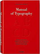 BODONI:MANUAL OF TYPOGRAPHY(H)