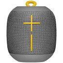 Ultimate Ears WONDERBOOM ポータブル ワイヤレス Bluetooth スピーカー グレー WS650GR