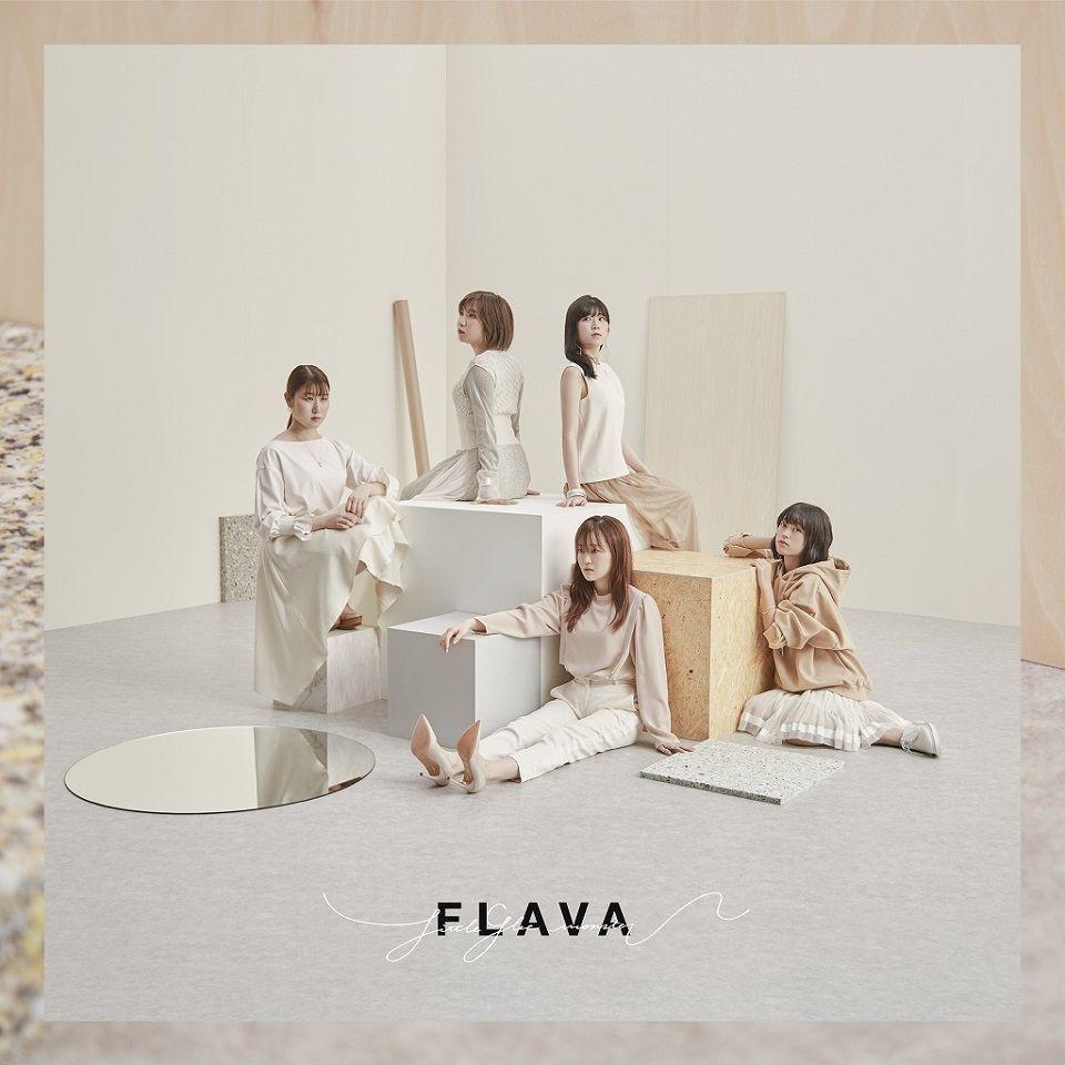 FLAVA (初回限定盤A CD+DVD) [ Little Glee Monster ]