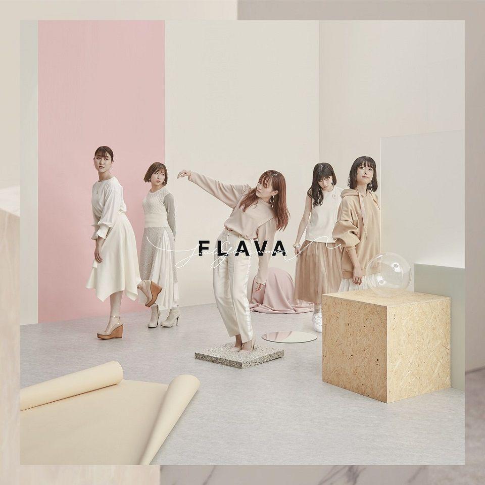 FLAVA (初回限定盤B CD+DVD) [ Little Glee Monster ]