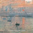 【輸入盤】Easy Studies For Guitar Vol.2: Porqueddu