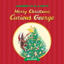 Merry Christmas, Curious George (with Stickers) MERRY XMAS CURIOUS GEORGE (WIT (...