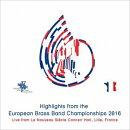 【輸入盤】2016 European Brass Band Championships Highlights