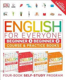 English for Everyone Slipcase: Beginner ENGLISH FOR EVERYONE SLIPCASE (English for Everyone) [ DK ]